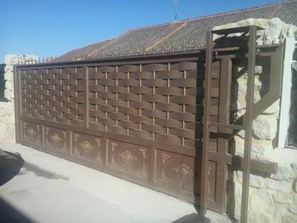 Mallas hispania cerramientos met licos y de madera - Maderas hispania ...